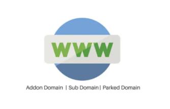 تفاوت بین park domain, addon domain وsub domain