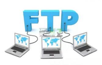 ایجاد اکانت FTP